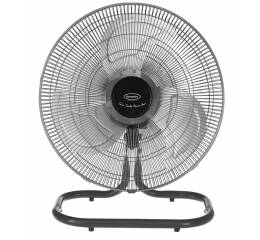 EPF 3168 (Black) EuropAce Twin Turbo Power Floor Fan