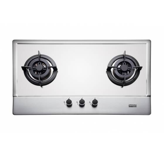 EBH 3291U EuropAce Deluxe Built-In SUS304 Stainless Steel Gas Hobs