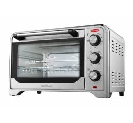 EEO 5301T Double Glass Stainless Steel Convection Oven - 30L