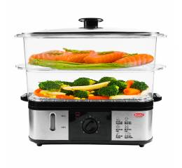 EuropAce EFS 2121W 2-in-1L Food Steamer (NEW LAUNCH)